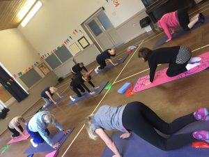 Pilates at Bushey Heath