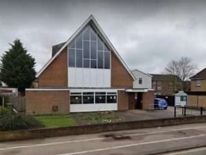 Pilates at Borehamwood Church